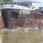 otpad oko broda