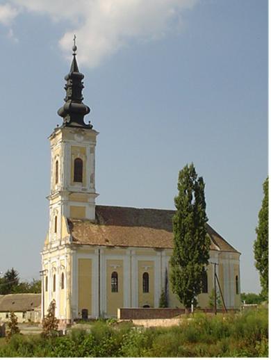 Saborni hram Svetog Dimitrija u Dalju