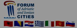 logo Foruma jadransko-jonskih gradova