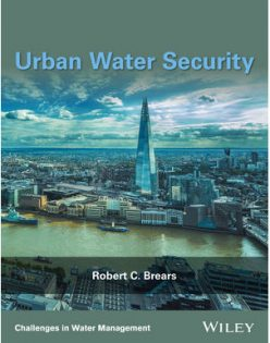 Water Security - Magazine cover