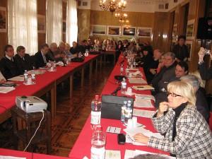 radna_sednica_VIII_konferencije_o_Dunavu_2006