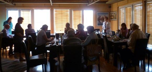 ucesnici okruglog stola o 4. prioritetnoj oblasti strategije za sliv Dunava