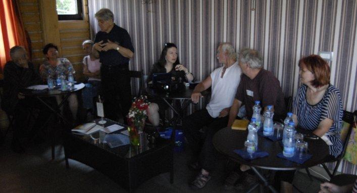 11. maja u prostorijama hotela na vodi San Art (Ušće)
