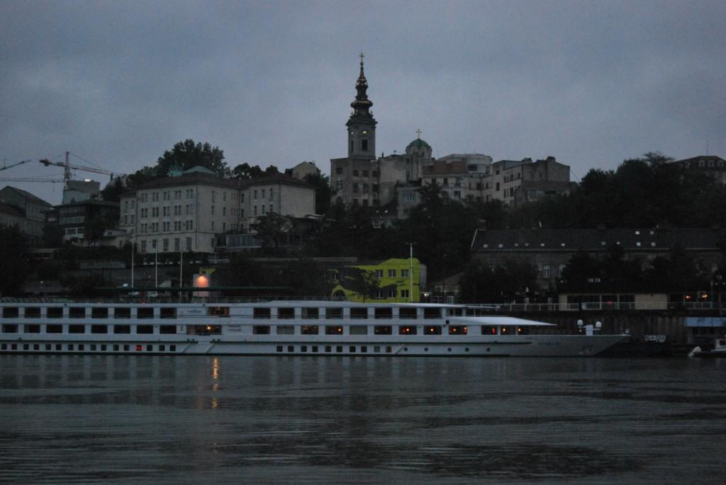 Sveobuhvatni prizor: industrijsko, kulturno nasledjee reka, reke i obale Beograda