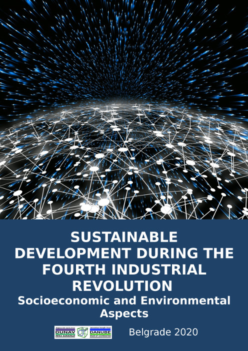 SOCIOECONOMIC AND ENVIRONMENTAL ASPECTS OF SUSTAINABLE DEVELOPMENT DURING THE FOURTH INDUSTRIAL REVOLUTION IN THE WESTERN BALKANS AND THE MIDDLE DANUBE REGION