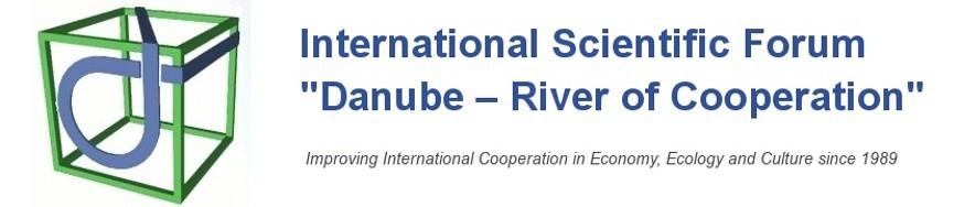 """International Scientific Forum """"Danube – River of Cooperation"""""""