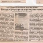 Politika, 1996
