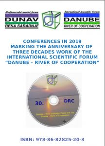 """Conferences in 2019 - Marking the Anniversary of three decades work of the ISF """"DRC"""""""